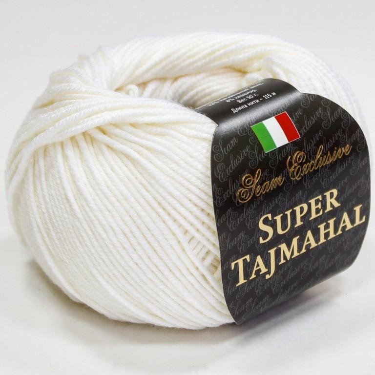 Пряжа Супер Таджмахал