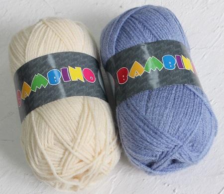 Пряжа Бамбино (детская пряжа) распродажа -30%